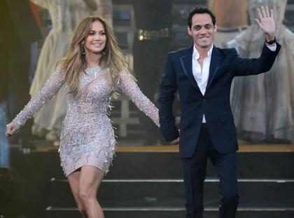Jennifer Lopez y Marc Anthony vuelven a unir sus fuerzas para una increíble causa