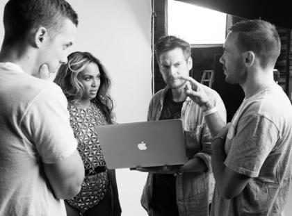 Beyoncé mostró detalles del backstage tras su memorable presentación en los VMAs (+ Fotos)