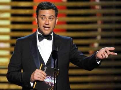 Jimmy Kimmel disparó una fuerte dosis de humor negro contra Matthew McConaughey y Ricky Gervais