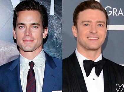 OMG! ¿Matt Bomer y Justin Timberlake son parientes?