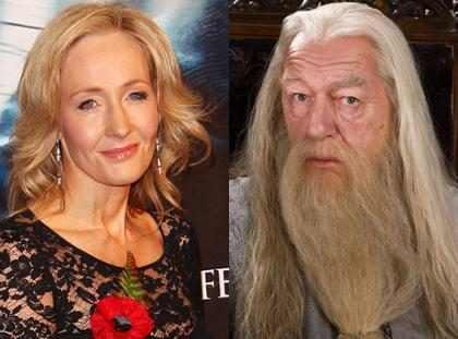 J.K. Rowling explica a conexão entre Dumbledore e Newt Scamander