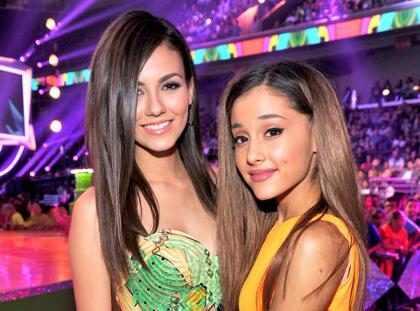 ¿Ariana Grande y Victoria Justice se reunirán para un episodio especial de Victorious?