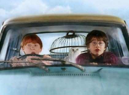 OMG! ¡Hubo una épica reunión de Harry Potter! (+ Foto)