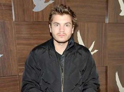 Emile Hirsch entró en rehabilitación tras atacar borracho a una mujer en el Festival de cine de Sundance