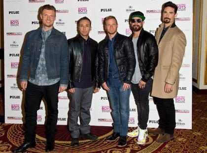Backstreet Boys anuncia residência em Las Vegas