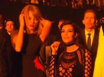 Taylor Swift y Kim Kardashian se convirtieron en las mejores amigas (+ Fotos)