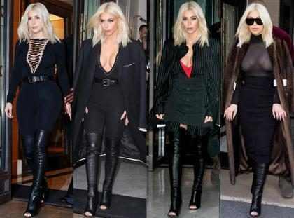 21 Cosas que duraron más que Kim Kardashian rubia