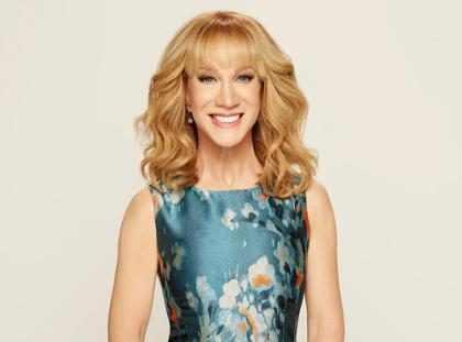 Kathy Griffin renunció a Fashion Police