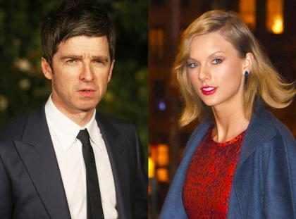 Noel Gallagher, ex Oasis, critica Taylor Swift em entrevista
