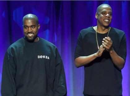 La pelea entre Jay Z y Kanye West parece apenas haber comenzado