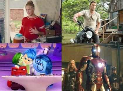 Os melhores filmes de 2015