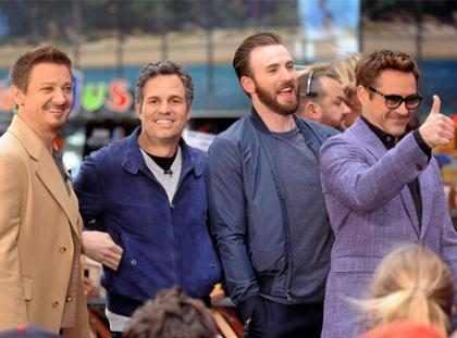 Chris Evans revela que Os Vingadores 3 será filmado no final de 2016
