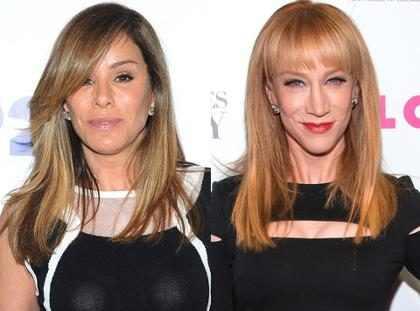 Filha de Joan Rivers diz que Kathy Griffin estragou o legado da mãe