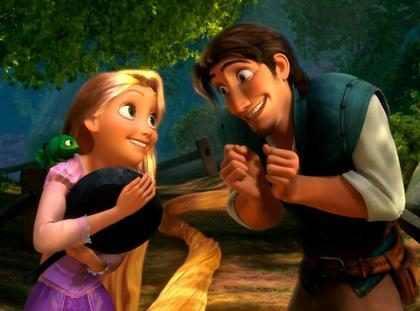 Rapunzel exibe seu cabelão no trailer da sequência de Enrolados