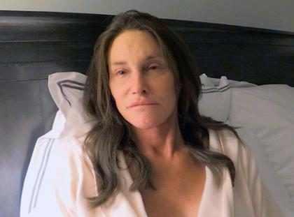 Caitlyn Jenner passa a noite em claro pensando nos direitos dos transexuais