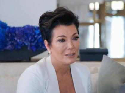 Kris Jenner chora ao falar sobre casamento com Caitlyn Jenner em I Am Cait
