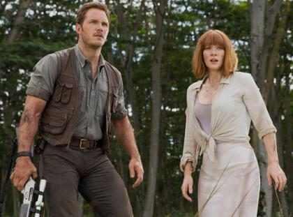 &iexcl;<em>Jurassic World 2</em> ya tiene t&iacute;tulo y afiche oficial!