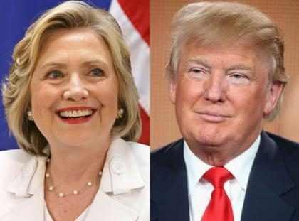 OMG! Hillary Clinton y Donald Trump se enfrentan en los Teen Choice Awards (+ GIF)