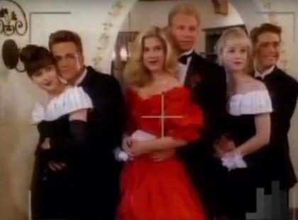 ¿Dónde están y qué hacen actualmente los protagonistas de Beverly Hills 90210?