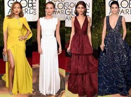 Las gracias y desgracias de la Alfombra Roja de los Golden Globes 2016