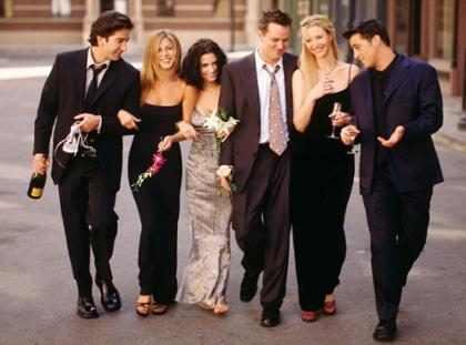 ¿Recuerdan cuando hace 14 años Friends inventó el Mannequin Challenge?