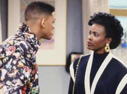 ¡Alerta de drama! La tía Vivian original no quedó nada contenta con el reencuentro de El Príncipe del Rap