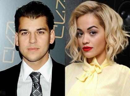 ¿Hay reconciliación entre Rob Kardashian y Rita Ora?