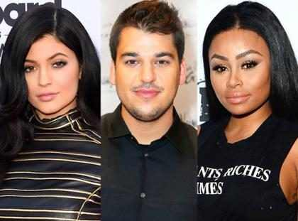 Rob Kardashian divulga número de celular de Kylie Jenner no Twitter