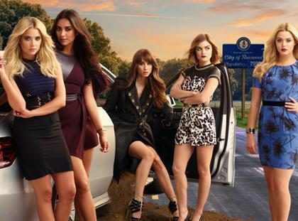 Pôster da temporada final de Pretty Little Liars é divulgado