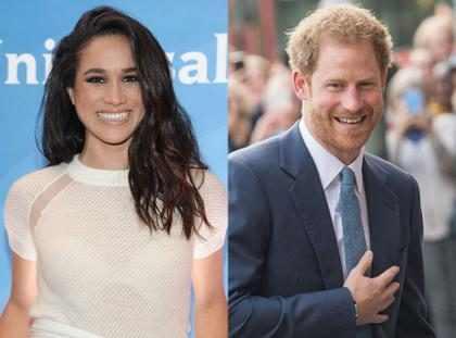 Príncipe Harry confirma namoro e defende Meghan Markle de racismo