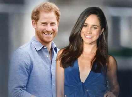 Príncipe Harry é visto de mãos dadas com Meghan Markle