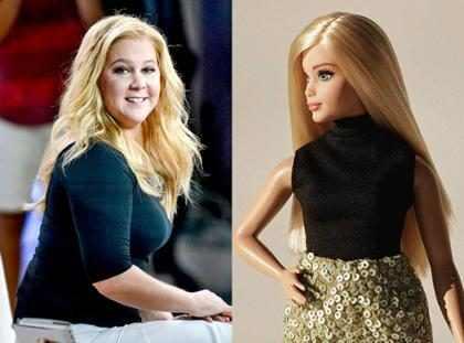 Esta es la razón por la que Amy Schumer decidió no interpretar a Barbie en la versión live-action