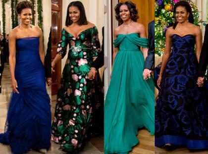Las 3 lecciones de estilo que aprendimos de Michelle Obama