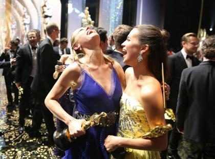 5 momentos de oro de los Oscars 2016 (+ Fotos)
