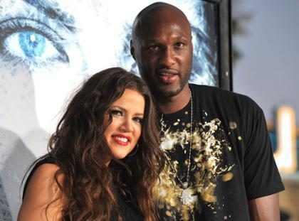 Khloé Kardashian fingia que tentava engravidar de Lamar Odom
