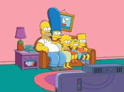 Os Simpsons agora têm conta no Instagram