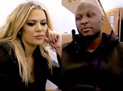 Y así se cierra el último capítulo entre Khloé Kardashian y Lamar Odom