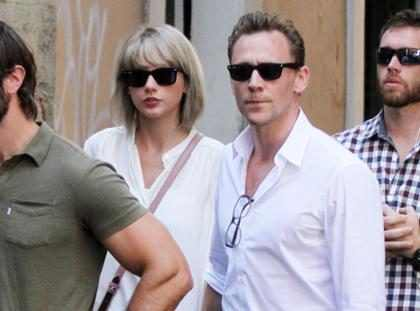 El romance de Taylor Swift y Tom Hiddleston está terminando... ¿Qué está sucediendo exactamente?