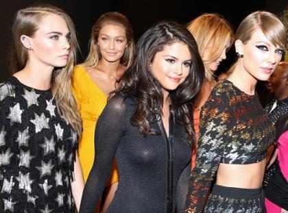 &iquest;D&oacute;nde estuvo el <em>squad</em> de Taylor Swift durante su lucha contra Kim Kardashian y Kanye West? (+ Fotos)