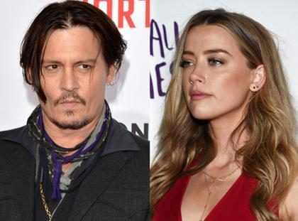 Johnny Depp faz exigência para se divorciar de Amber Heard