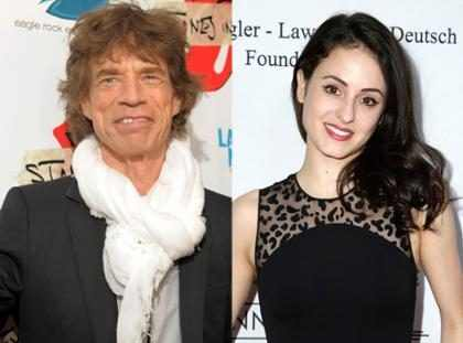 Mick Jagger dá boas vindas ao oitavo filho aos 73 anos
