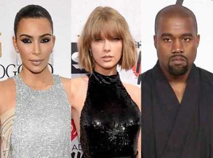 Taylor Swift estalla contra Kim Kardashian y Kanye West por develar la llamada de <em>Famous</em> (+ Foto)