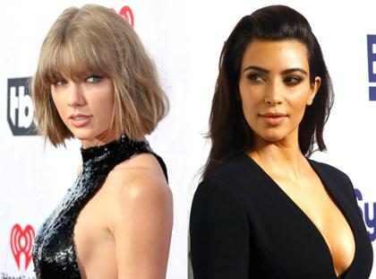 ¿Quién lo lleva mejor? La verdadera batalla entre Taylor y Kim