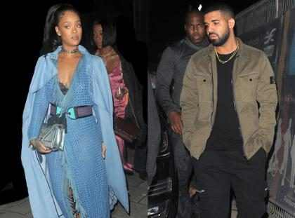 OMG! Drake aprovecha los VMAs para darle a Rihanna el regalo más grande del mundo ¡Mira lo que hizo! (+ Foto)