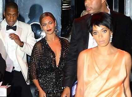 Jay-Z finalmente fala sobre briga com Solange Knowles no elevador
