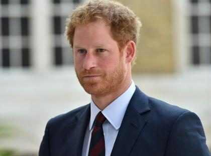El Príncipe Harry recuerda el funeral de la Princesa Diana y admite que nadie quiere ser rey o reina