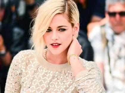 Kristen Stewart se aburrió de su look y lo cambió por uno mucho más intenso ¡Mírala! (+ Foto)