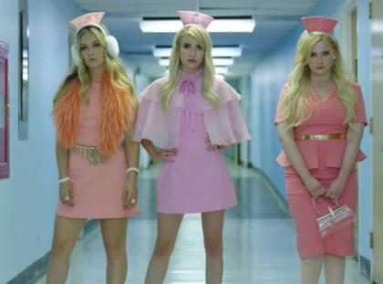 Los nuevos posters de <em>Scream Queens</em> fueron revelados y est&aacute;n de infarto &iexcl;M&iacute;ralos! (+ Fotos)