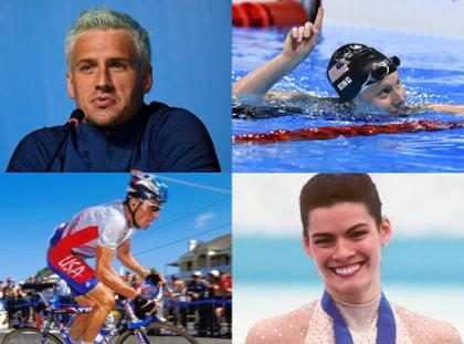 7 famosos escándalos olímpicos a propósito del supuesto robo de Ryan Lochte (+ Fotos)