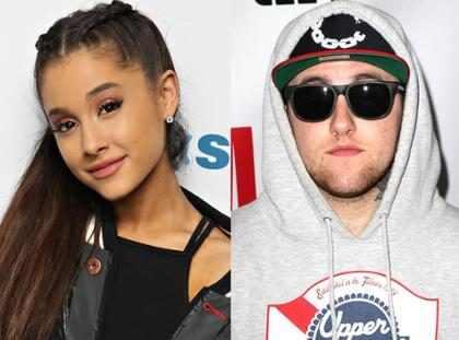 Ariana Grande volta para o estado da Flórida e reencontra Mac Miller